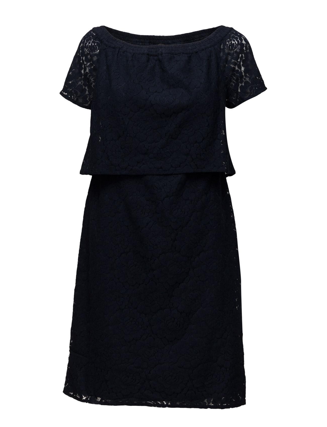 Melody Dress Modström Korte kjoler til Kvinder i Egret