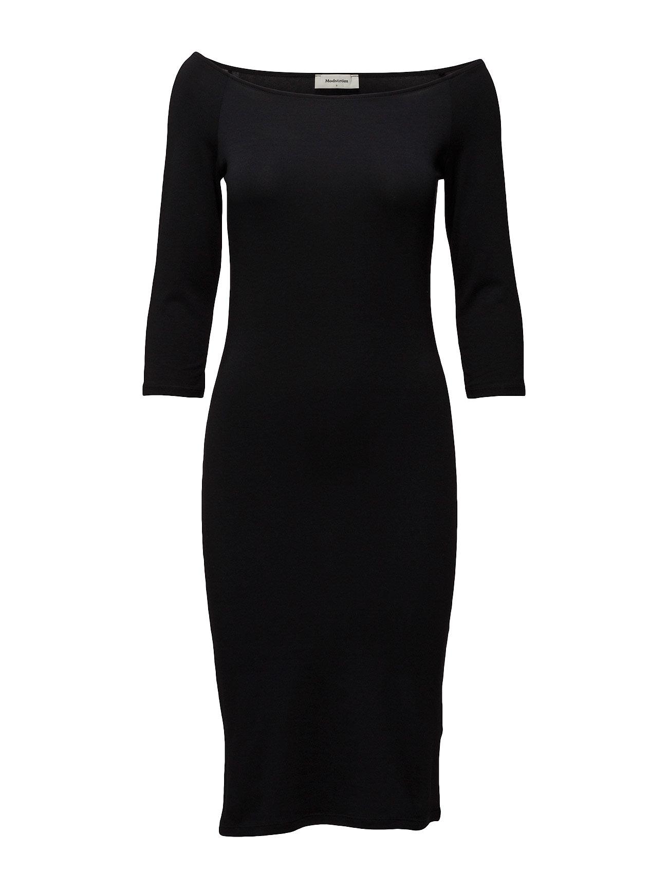 Tansy Dress Modstrˆm Knælange & mellemlange til Damer i Sort