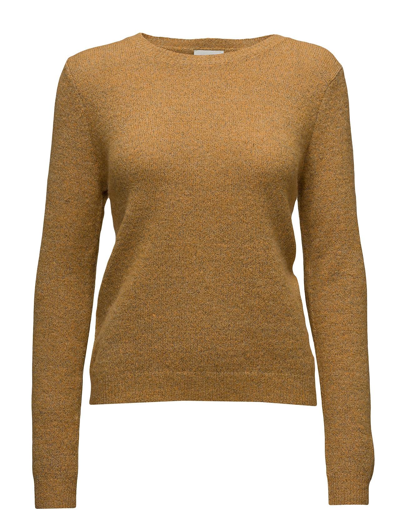 Sheena O-Neck Modström Sweatshirts til Kvinder i