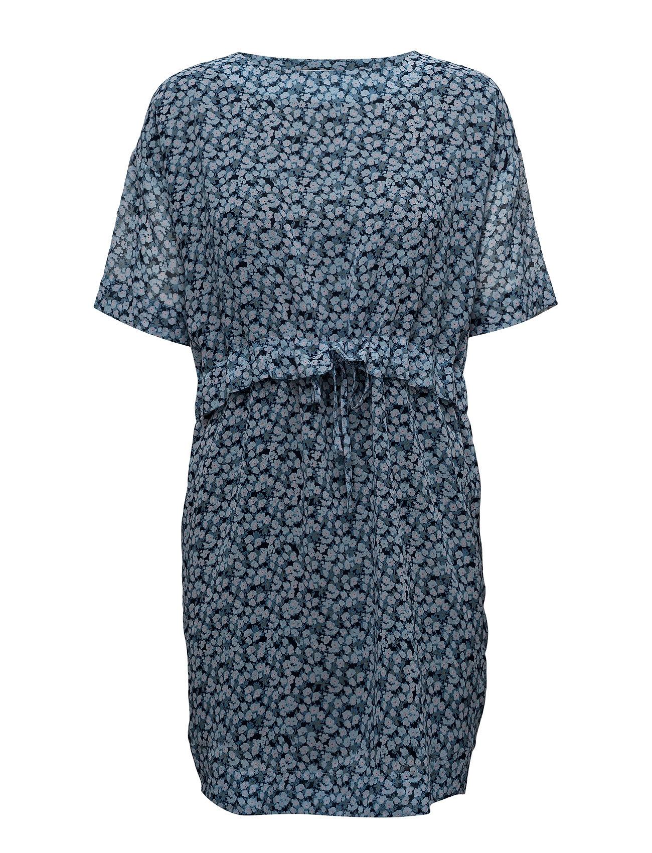 570dca85d786 Silas Print T-Shirt Dress Modström Korte kjoler til Damer i ...