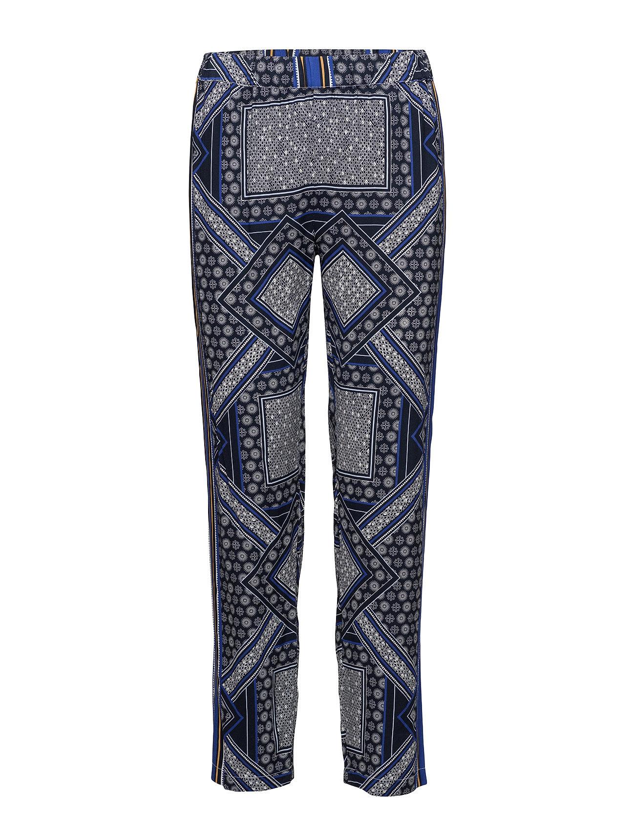 Stassy Print Pants Modstrˆm Bukser til Damer i
