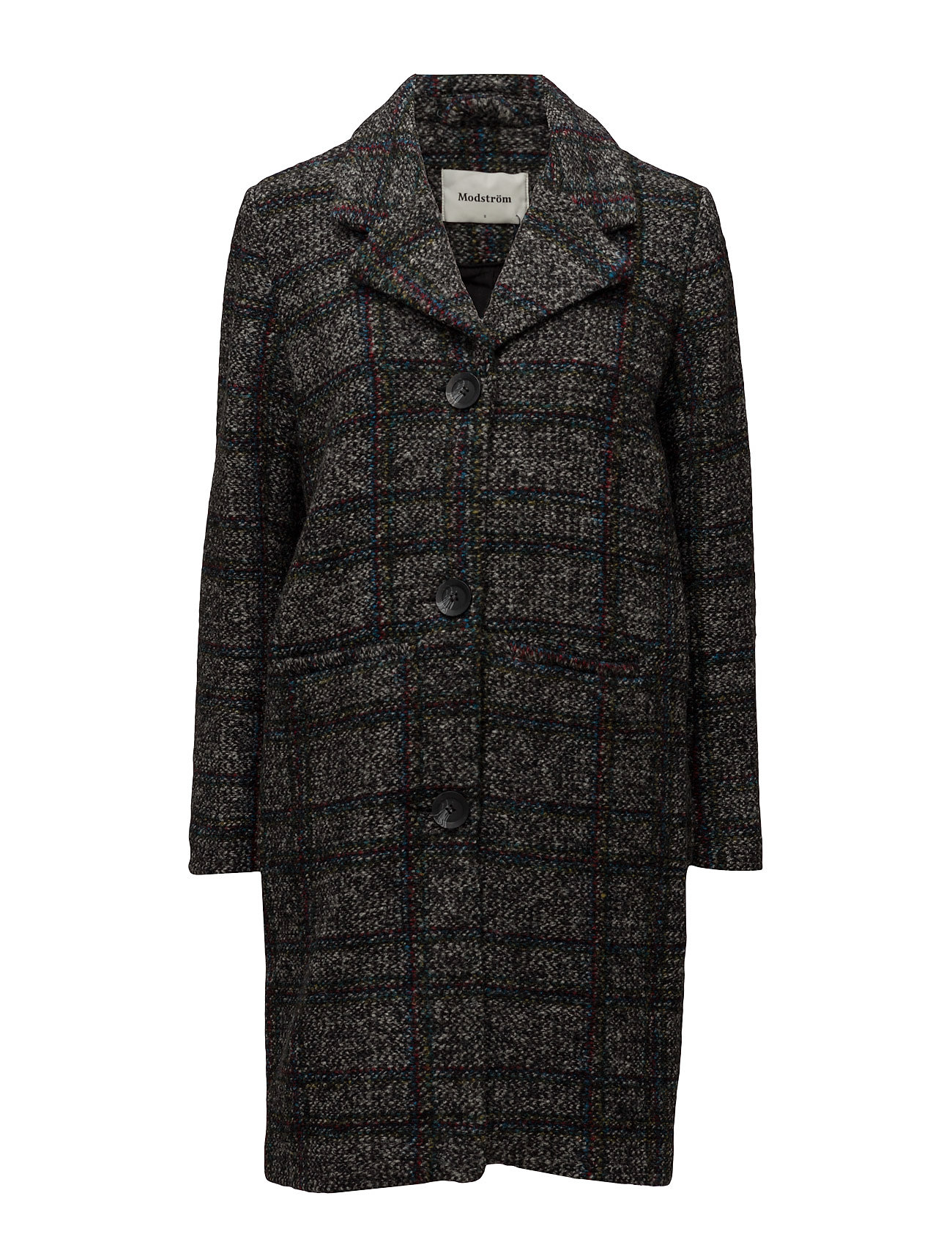 Modstrom Brooklyn Check Coat