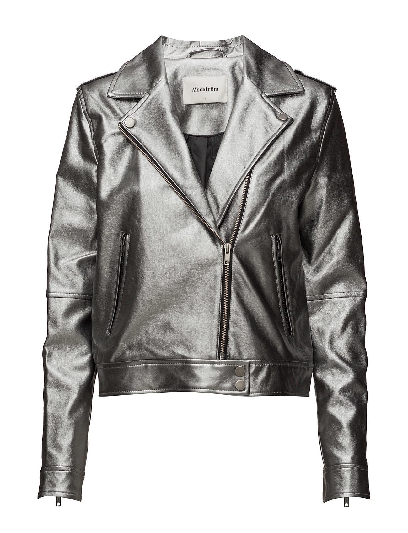 Becca Jacket W/O Print Modstrˆm Jakker til Damer i Sølv