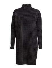 Trollo Houndstooth - Black/Charcoal