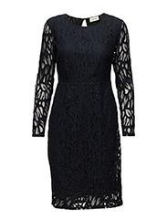 Nero dress - NAVY SKY