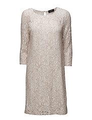 Tilly Dress - OFF WHITE