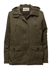 Roger jacket - SEAWEED