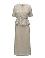 Valentina dress - SILVER & GOLD