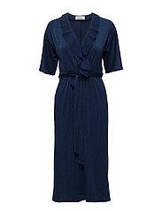 Caisa dress - RICH BLUE