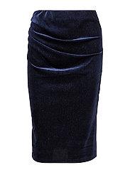 Daniella skirt - NAVY SKY