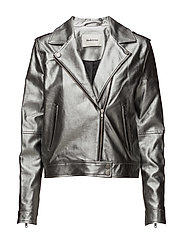 Becca jacket W/O print - SILVER