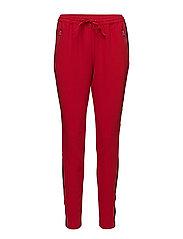 Denton pants - APPLE RED