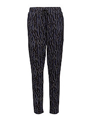 Dandy print pants - UPSCALE GRAPHIC ANIMAL
