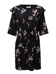 Fria print dress - WILD FLOWER
