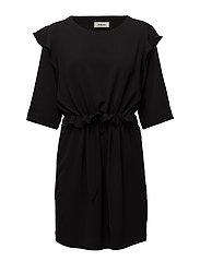 Fria dress - BLACK