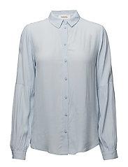 Fleur shirt - BLUE WASH