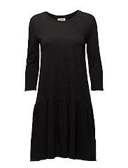 Fatana dress - BLACK