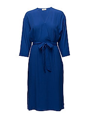 Fedora dress - ROYAL BLUE