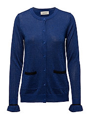 Fennel cardigan - ROYAL BLUE