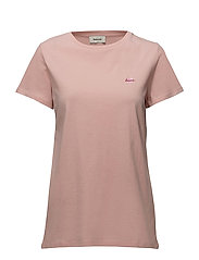 Freesia t-shirt - FROSTY ROSE