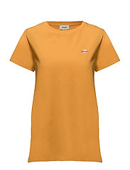 Freesia t-shirt - PAPAYA