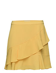 Gallery skirt - CANARY