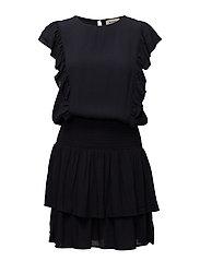 Gianna dress - NAVY SKY