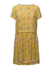 Gigi print dress - BLOSSOM