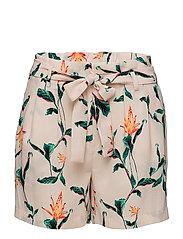 Genesis print shorts - ROSE TROPICAL