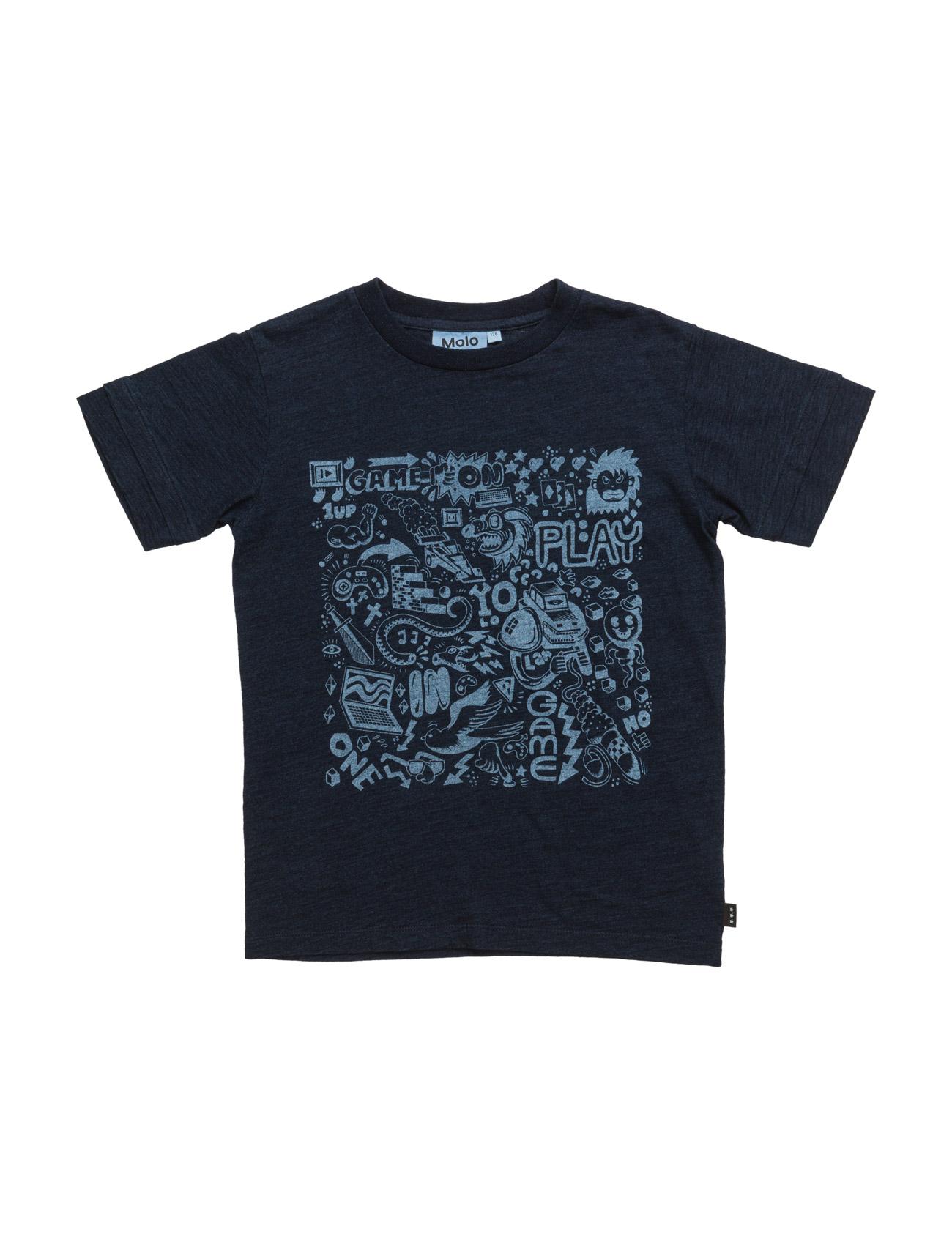 Rexxo Molo Kortærmede t-shirts til Børn i