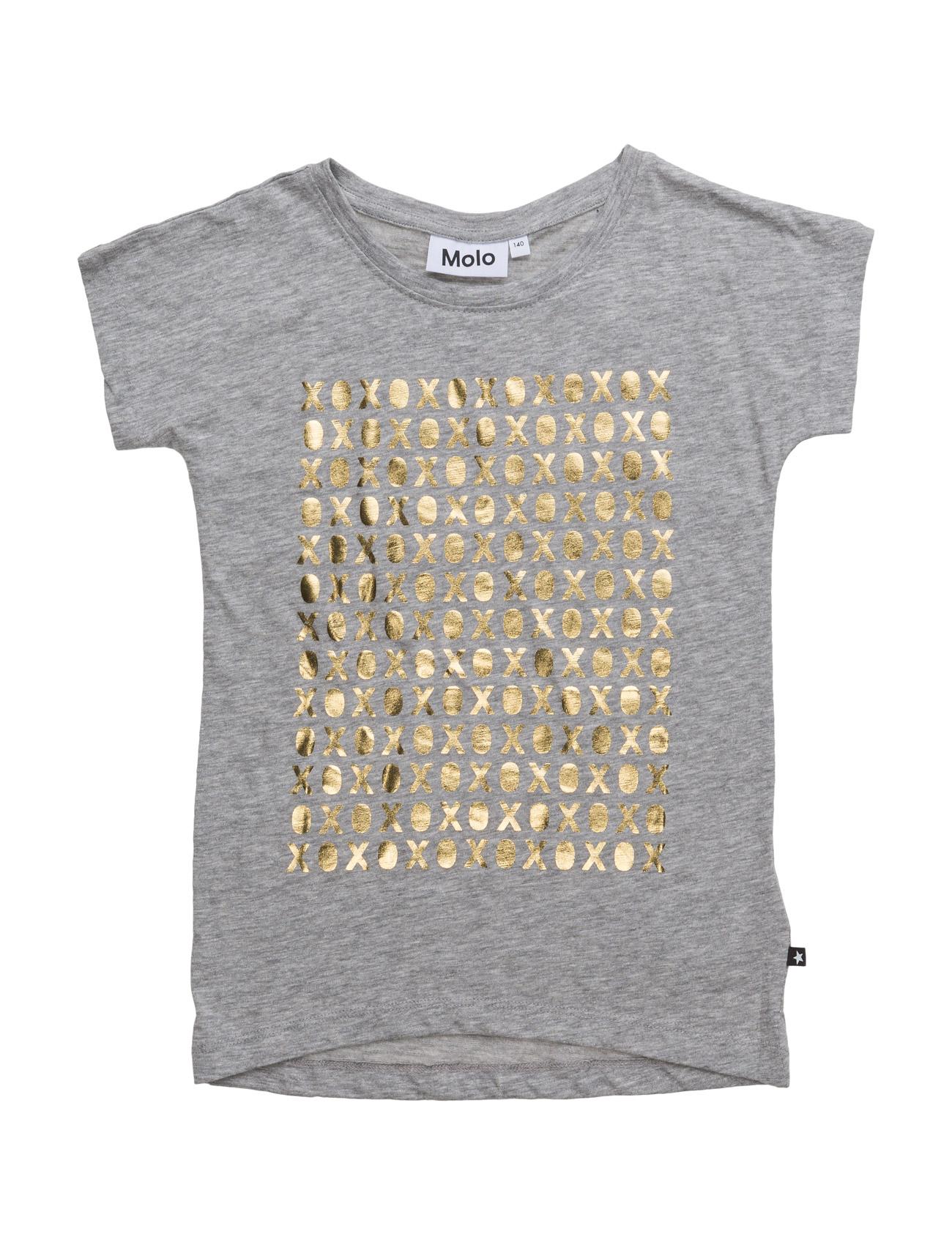 Ragnhilde molo Kortærmede t-shirts til Børn i Sort