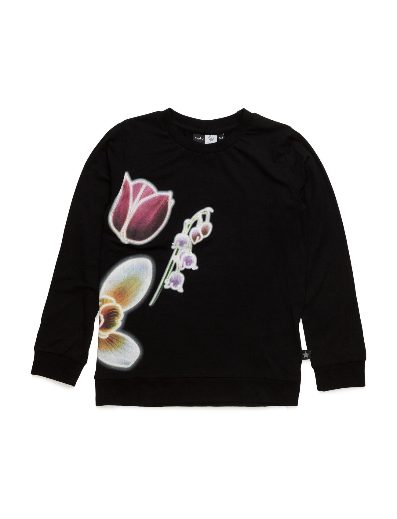 Renata molo Langærmede t-shirts til Børn i Sort