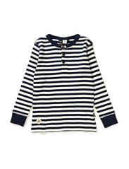 Rally - Navy stripe