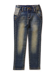 Aksel jeans - Worn Denim
