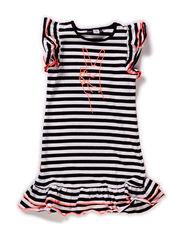 Christa - Classic black stripe