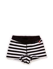 Joanna - Classic black stripe