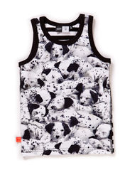Joshlyn - Cuddling Dalmatians