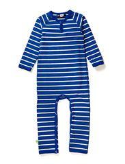 Fleming - Blueprint stripe
