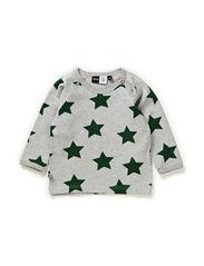 Emery - Green stars