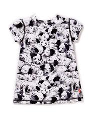 Cathleen - Cuddling Dalmatians