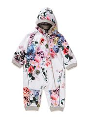 Hill softshell suit, waterproof 10.000mm - Floral