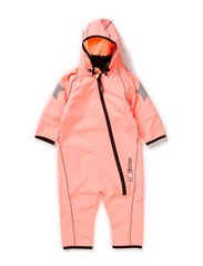 Misty softshell suit, waterproof 10.000mm - Striking Pink
