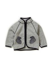 Umo Fleece - Grey melange