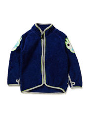 Ulan Fleece - Hero Blue
