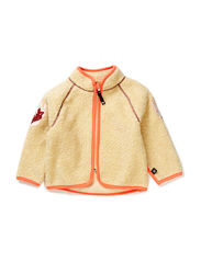 Urvan Fleece - Peach Melange