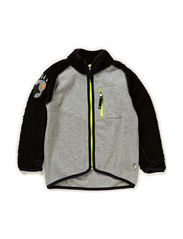 Rock Fleece - Grey melange