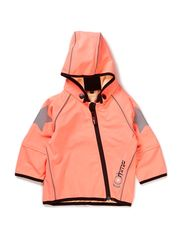 Sky softshell jacket, waterproof 10.000mm - Striking Pink