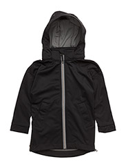 Holly long softshell jacket, waterproof 10.000mm - Black