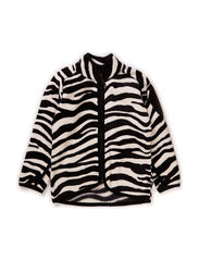 Ulan Fleece - Zebra