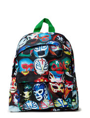 Backpack - Wrestling Mask